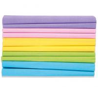 Happy Color Bibuła marszczona pastelowa 5 kolorów 10szt.