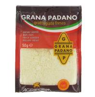 Agriform Grana Padano Ser żółty tarty 50g