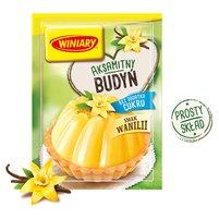 Winiary Budyń bez dodatku cukru smak waniliowy 35g