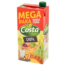 Costa Exotic Napój 2l