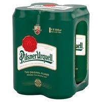 Pilsner Urquell Piwo jasne 4x500ml