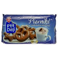 WM Pierniki w czekoladzie mlecznej 400g