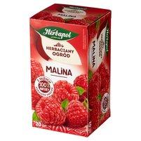 Herbapol Herbaciany Ogród Herbatka owocowo-ziołowa malina 54g (20 tb)