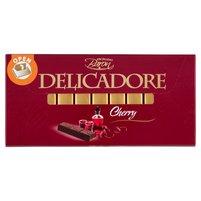 Excellent Baron Delicadore Batoniki z czekolady z nadzieniami o smaku cherry 200g