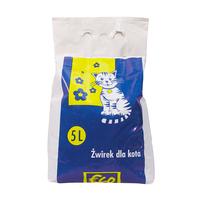 E.C.O.+  Żwirek dla kota bentonitowy 5l