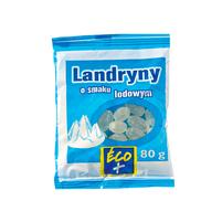 E.C.O.+ Landrynki o smaku lodowym 80g