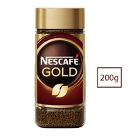 Nescafé Gold Rich & Smooth Kawa rozpuszczalna 200g
