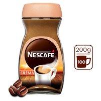 Nescafé Crema Kawa rozpuszczalna 200g