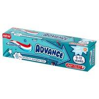 AQUAFRESH Advance Pasta do zębów z fluorkiem dla dzieci 9-12 lat
