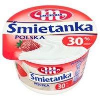 Mlekovita Śmietanka Polska 30% 200ml