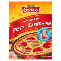 Galeo Przyprawa do pizzy i zapiekanek 12g