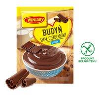 Winiary Budyń z cukrem smak czekoladowy 63g