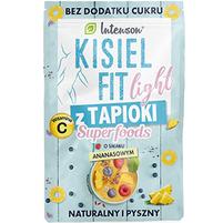 INTENSON Kisiel Fit light z tapioki o smaku ananasowym 30g