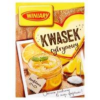 Winiary Kwasek cytrynowy 50g