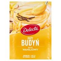 Delecta Budyń smak waniliowy 64g