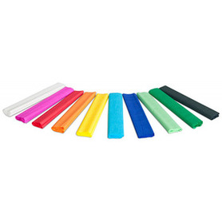 Gimboo Bibuła marszczona w rolce Mix kolorów 10szt.