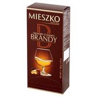 Mieszko Likwory o smaku brandy 180g