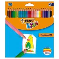 BiC Kids Tropicolors Kredki 24 kolory 1op.