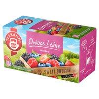Teekanne World of Fruits Forest Fruits Aromatyzowana mieszanka herbatek owocowych 50g (20 tb)