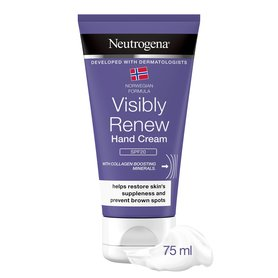 Neutrogena Visibly Renew Elasticity Boost Krem do rąk SPF 20 75ml