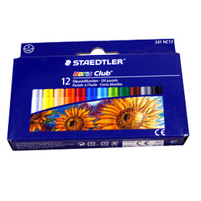 Staedtler Pastele olejne Noris Club 12 kolorów 1op.
