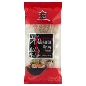 House of Asia Makaron ryżowy vermicelli 200g