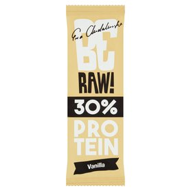 Be Raw! Protein 30% Vanilla Baton 40g
