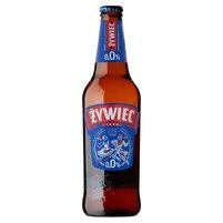 Żywiec Piwo jasne bezalkoholowe 500ml