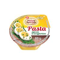 WM Pasta jajeczna ze szczypiorkiem 80g