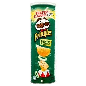 Pringles Cheese & Onion Chrupki 165g