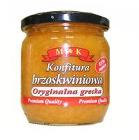 MK Konfitura brzoskwiniowa oryginalna grecka 446g