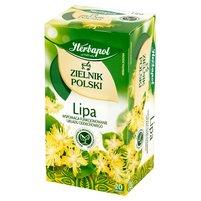 Herbapol Zielnik Polski Herbatka ziołowa lipa 30g (20 tb)
