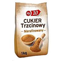 SANTE My10 Cukier trzcinowy nierafinowany 1kg