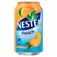 Nestea Ice Tea Napój herbaciany o smaku brzoskwiniowym 330 ml
