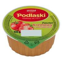 Drosed Podlaski Pasztet kremowy z pomidorami 130g