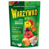 Warzywko Przyprawa warzywna do potraw uniwersalna 200g