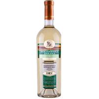 Mołdawska Dolina White Dry Wino białe wytrawne mołdawskie 750ml