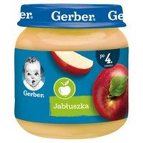 Gerber Jabłuszka dla niemowląt po 4. miesiącu 125g
