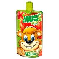 Kubuś Mus 100% jabłko banan 100g