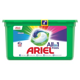 Ariel Allin1 Pods Color Kapsułki do prania 900g (33 prań)