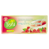 Wiodąca Marka herbatka owocowa aromatyzowana o smaku malinowym 45g (20 tb)