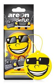 Zapach AREON SMILE DRY BLACK CRYSTAL