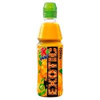 Kubuś Play! Exotic Napój jabłko pomarańcza mango cytryna 400 ml