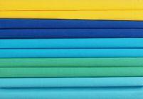 Bibuła marszczona 25 x200cm - OCEAN - MIX 5 kolorów, 10 rolek, Happy Color