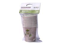 FM 10 Kubki papierowe 250 ml herbata