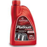 Orlen Oil Platinum Classic GAS Syntetyczny olej silnikowy 5W-40 1l