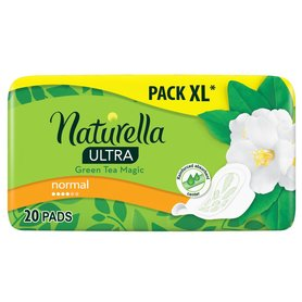 Naturella Ultra Normal Green Tea Magic Podpaski 20szt