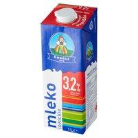 Łowicz Mleko łowickie UHT 3,2% 1l