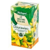 Herbapol Zielnik Polski Dziurawiec Herbatka ziołowa Suplement diety 30g (20 tb)