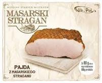 Nik-Pol Pajda z masarskiego straganu